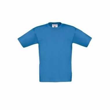 Kleding Kinder t-shirt blauw