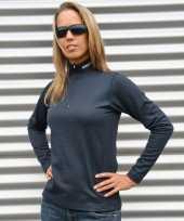 Craft thermoshirt blauw voor dames